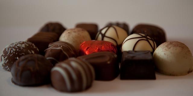 chocolate to gain weight