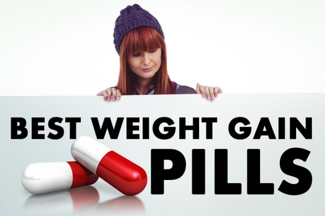 Best Weight Gain Pills